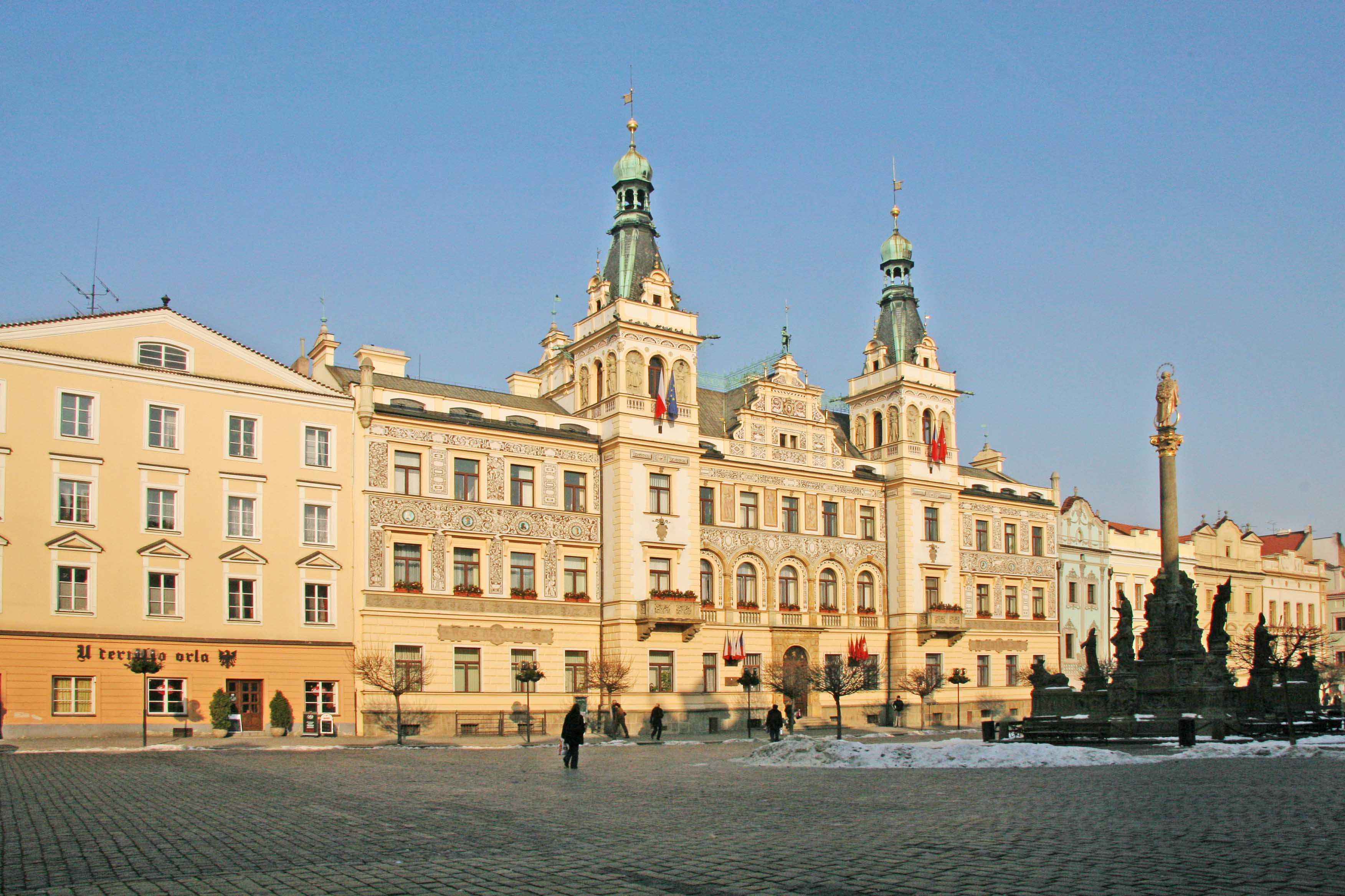 Pardubice - radnice