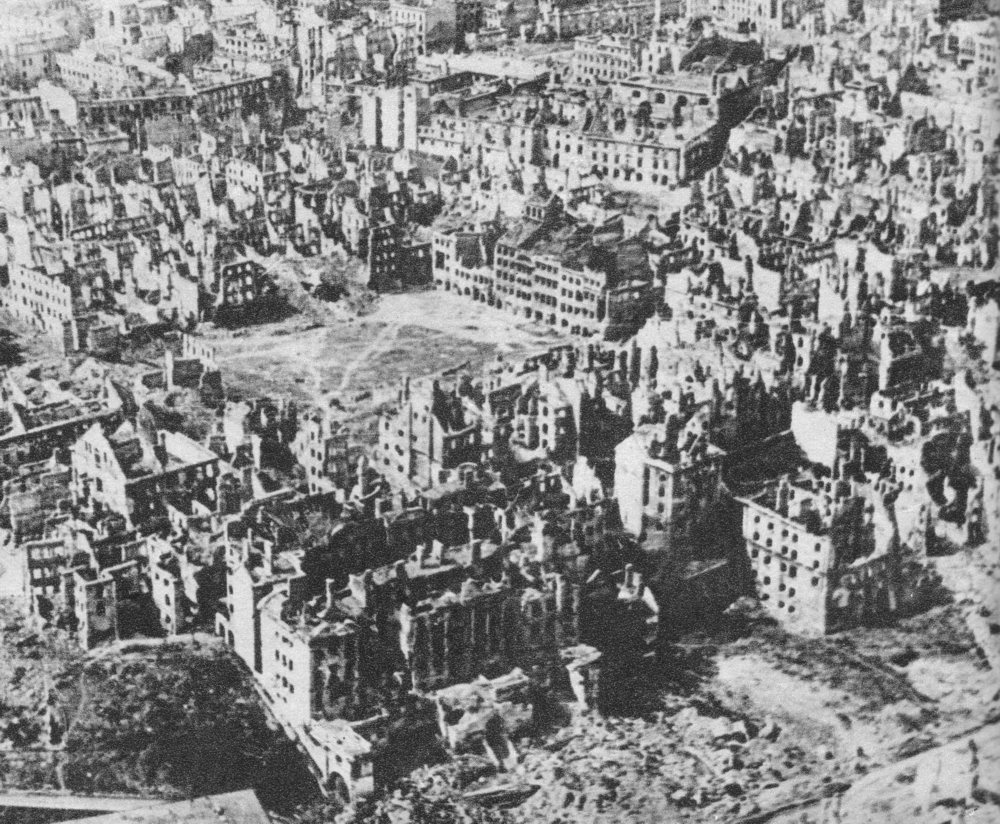 varsava 1945