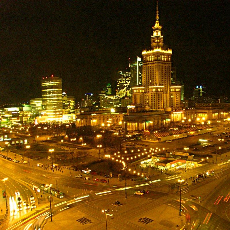 Varšava centrum