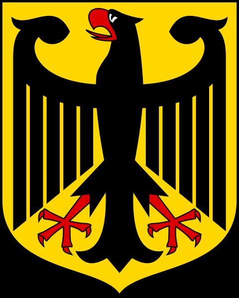 znak nemecko