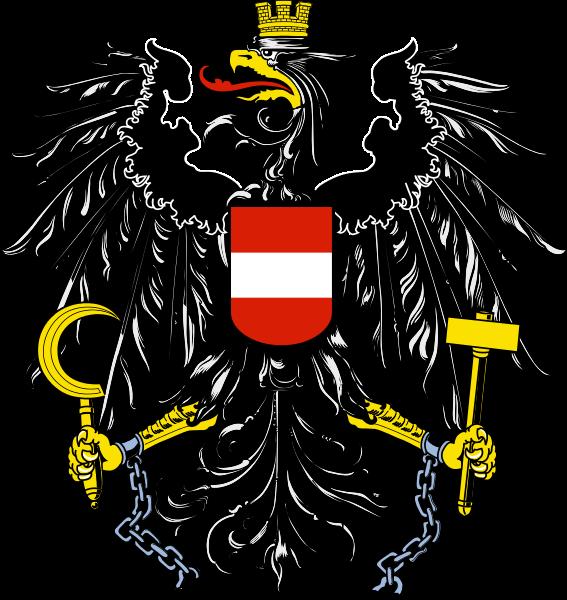 znak rakousko