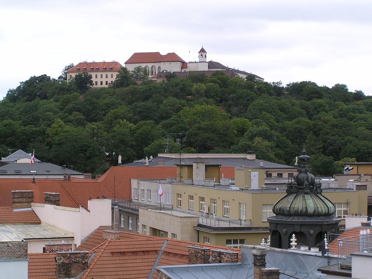 Brno Spilberk