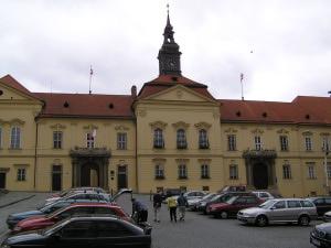 Brno nová radnice