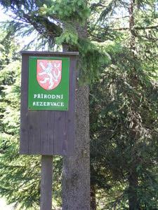 přírodní rezervace