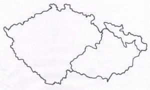 ČR historické země