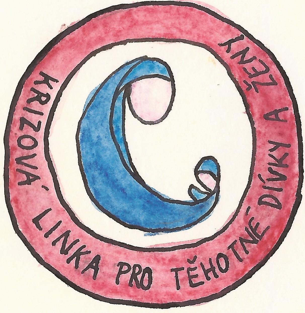 ikona krizova linka pro tehotne